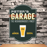 Personalized Classic Tavern Bar Signs - Man Cave Ideas  - 5