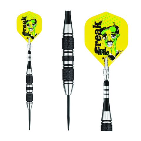 Viper 'The Freak' Steel-Tip Darts (22 grams) - Man Cave Ideas  - 1