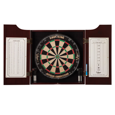 All-in-one Dartboard Cabinet - Man Cave Ideas  - 1