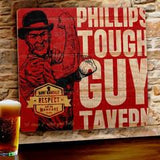 Personalized Wood Tavern Sign - Man Cave Ideas  - 3