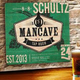 Personalized Wood Tavern Sign - Man Cave Ideas  - 4