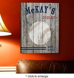 Personalized Man Cave Canvas Prints - Man Cave Ideas  - 3