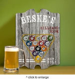 Personalized Vintage Sports Man Cave Pub Sign - Man Cave Ideas  - 3