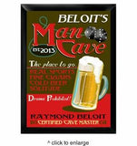 Personalized Traditional Pub Signs - Man Cave Ideas  - 1