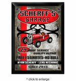 Personalized Traditional Pub Signs - Man Cave Ideas  - 9