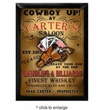 Personalized Traditional Pub Signs - Man Cave Ideas  - 5