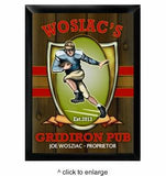 Personalized Traditional Pub Signs - Man Cave Ideas  - 11