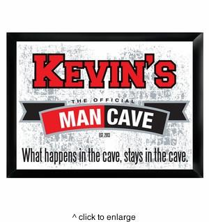 Personalized Man Cave Pub & Tavern Signs - Man Cave Ideas  - 1