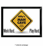Personalized Man Cave Pub & Tavern Signs - Man Cave Ideas  - 2