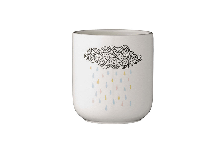 Mini Flowerpot, Rainfall