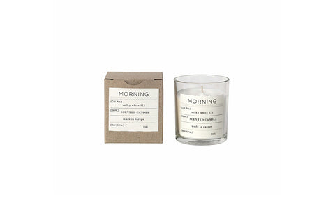 Nature Scented Candle Morning