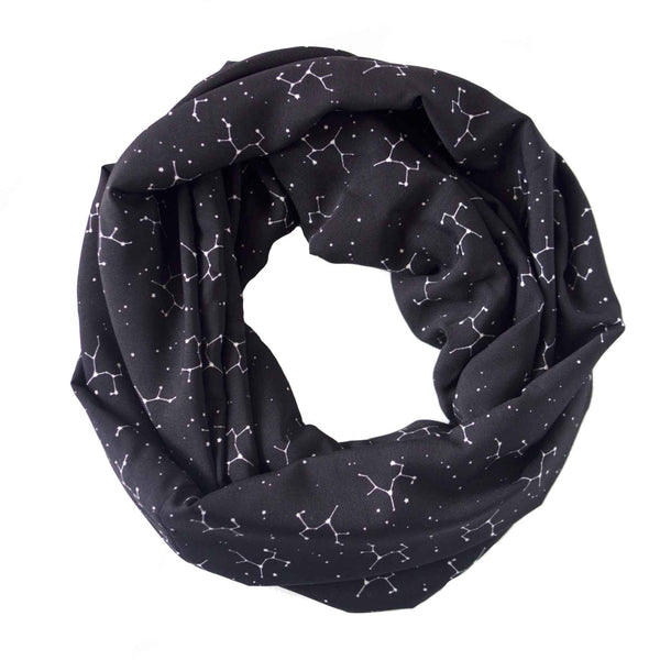 Black and White Constellations Lightweight Infinity