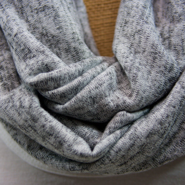 Light Grey Sweater Knit