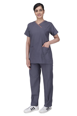 Female Scrub Suit Designer - DSDX01
