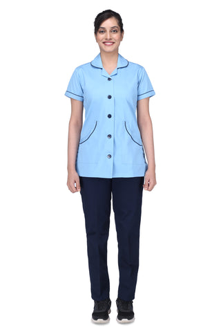 Female Nurse Uniform NT02