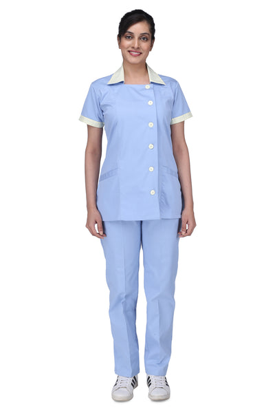 Female Nurse Uniform  NT04