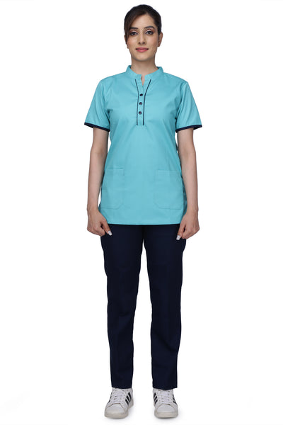 Female Nurse Uniform NT07
