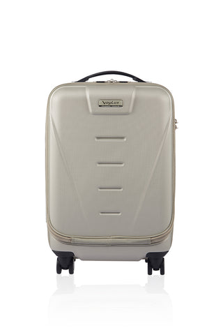 "LUXAGE 21"" V-HARDSIDE LUGGAGE Champagne gold-3988129"