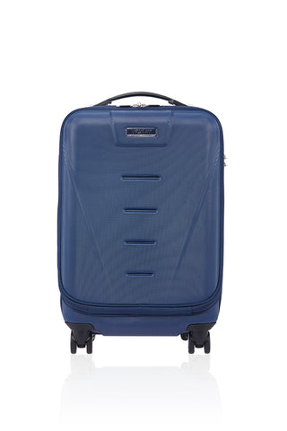 "LUXAGE 21"" V-HARDSIDE LUGGAGE BLUE-3988119"