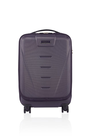 "LUXAGE 21"" V-HARDSIDE LUGGAGE PURPLE-3988117"
