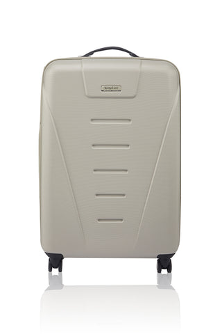 "LUXAGE 29"" FOLDABLE V-HARDSIDE LUGGAGE  Champagne gold-3988929"