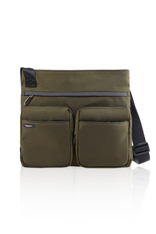 VICTOR FOLDED CROSSBODY BAG-OLIVE-3280513