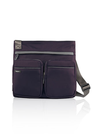 VICTOR FOLDED CROSSBODY BAG-PURPLE-3280517