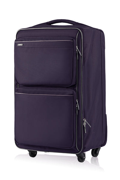 "VICTOR 26""  FOLDABLE-LUGGAGE-PURPLE-3288617"