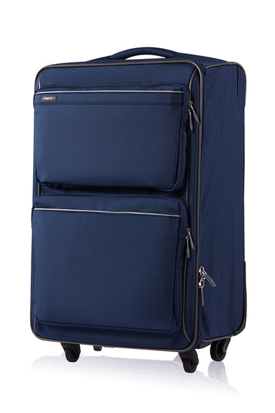 "VICTOR 26""  FOLDABLE-LUGGAGE-NAVY-3288619"