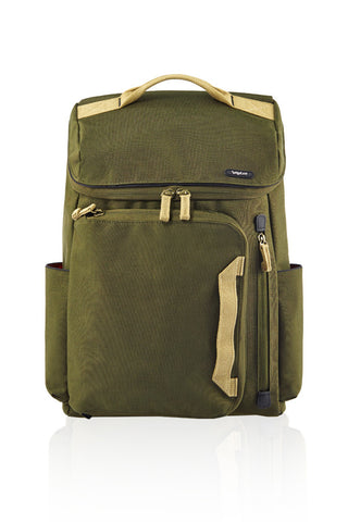 VALIANT MULTI-FUNCTIONAL BACKPACK-OLIVE-3380113