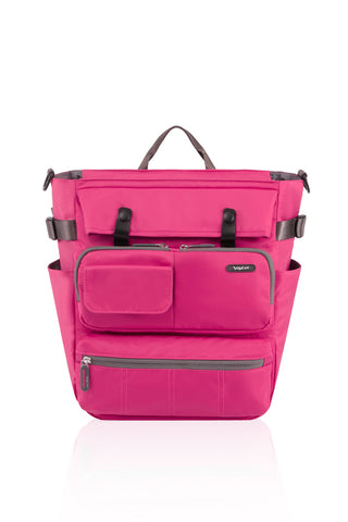 VAST MULTIFUNCTIONAL 3 WAY BAG-FUSCHIA-3381042
