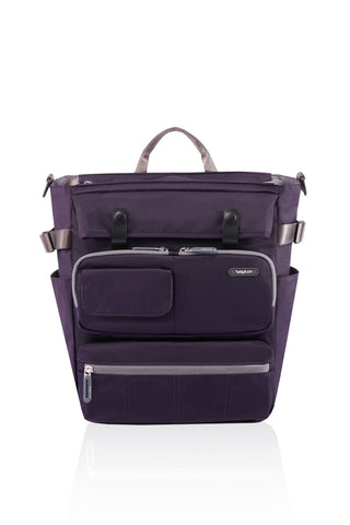 VAST MULTIFUNCTIONAL 3 WAY BAG-PURPLE-3381017