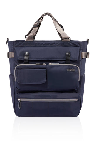 VAST MULTIFUNCTIONAL 4 WAY TOTE-NAVY-3381119