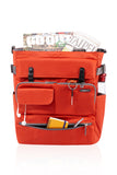 VAST MULTIFUNCTIONAL 4 WAY TOTE-ORANGE-3381158