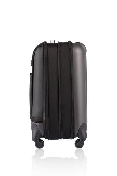 "XLIM 22"" EXPANDABLE CARRY-ON LUGGAGE-BLACK-3488204"