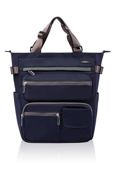 VEGO MULTIFUNCTIONAL 4 WAY TOTE-PEACOCK BLUE-3580118