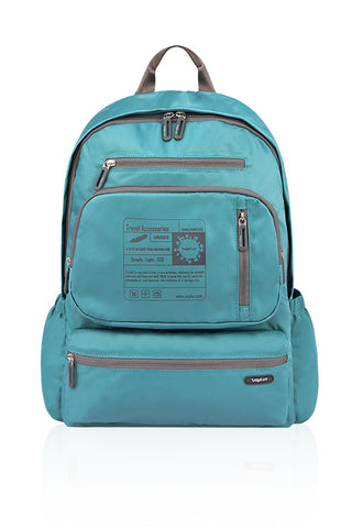 VITAL Detachable Outdoor Backpack-PEACOCK BLUE-3684018