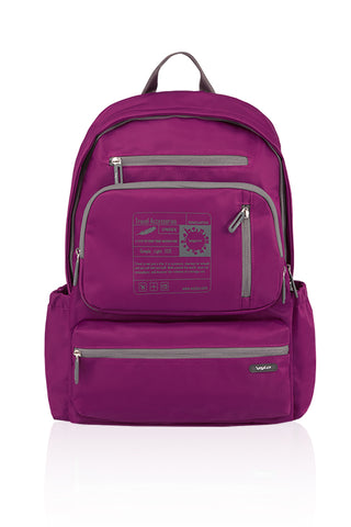 VITAL Detachable Outdoor Backpack-ROSE PURPLE-3684093