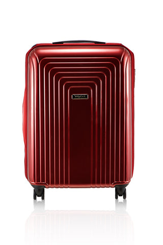 "VERTICAL  26"" LUGGAGE-RED-3789611"
