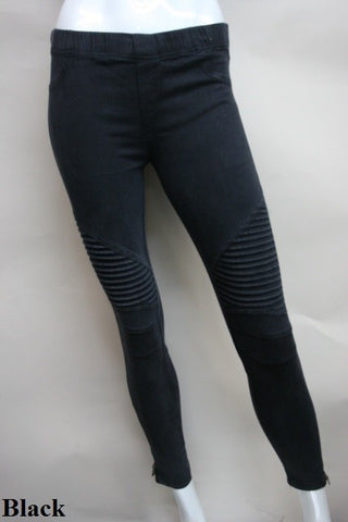 Beulah Moto Legging - Multiple Colors