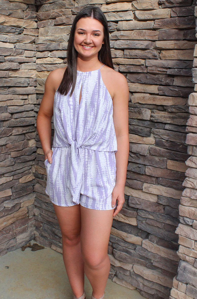 Hard To Handle Romper