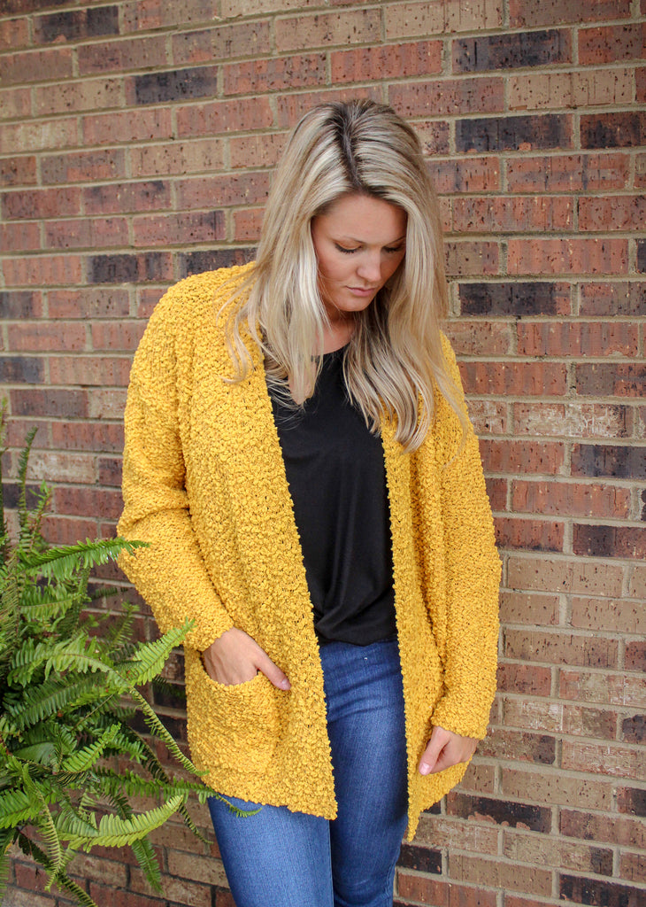 Soft and Trendy Cardigan