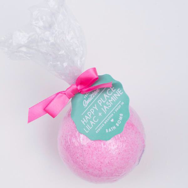Feeling Smitten- Happy Place Bath Bomb