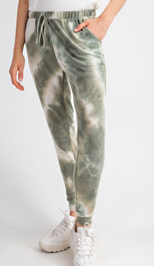 Green With Envy Joggers