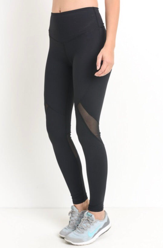 High Waist Athletic Jogging Leggings