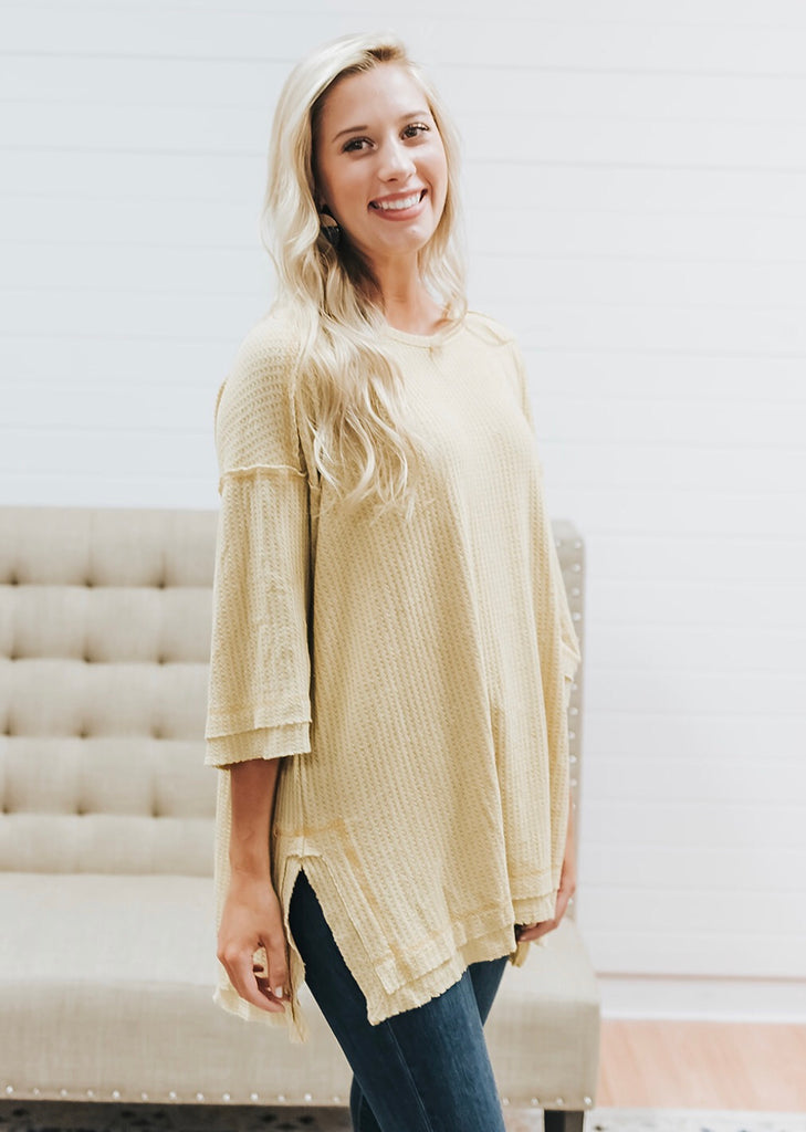 Cut The Muster Top