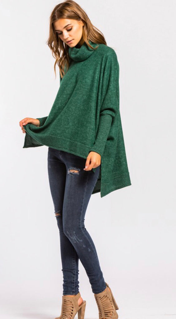 All Wrapped Up Tunic