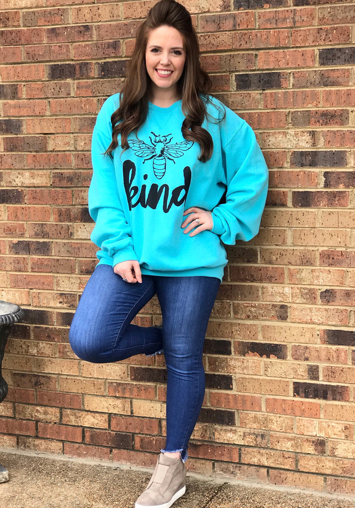 Bee Kind Sweatshirt