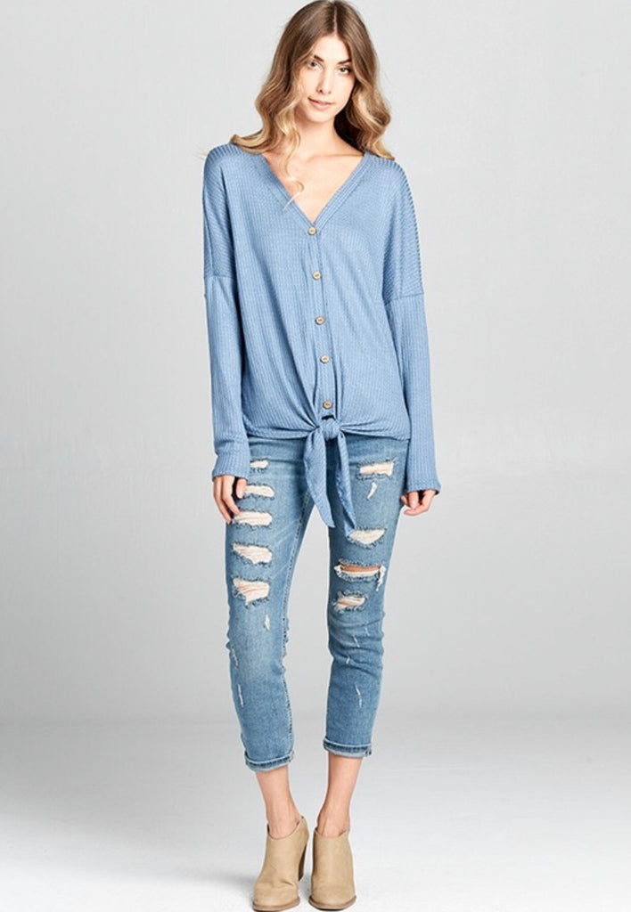 Love Me Knot Top
