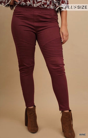 Women's motto leggings